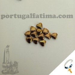 Beads-Painted Wood Beads  6mm